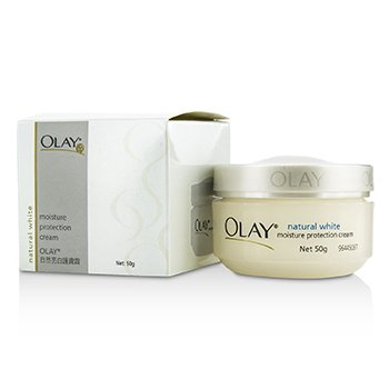 Olay Natural White Moisture Protection Cream  50g/1.76oz