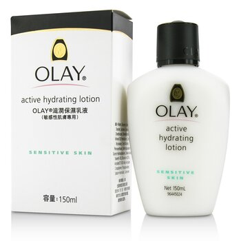 Olay Active Hydrating Lotion - For Sensitive Skin  150ml/5oz