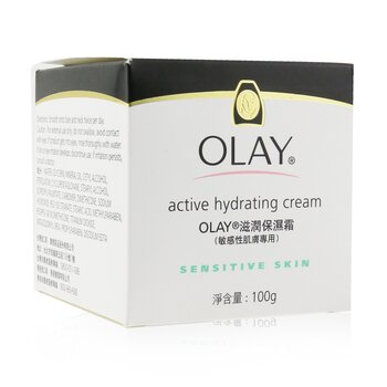 Active Hydrating Cream - For Sensitive Skin  100g/3.5oz
