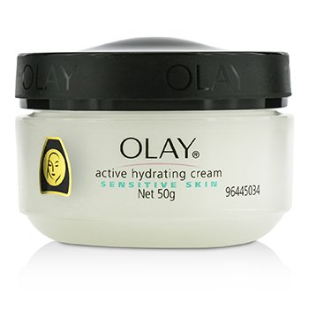 Active Hydrating Cream - For Sensitive Skin  50g/1.7oz