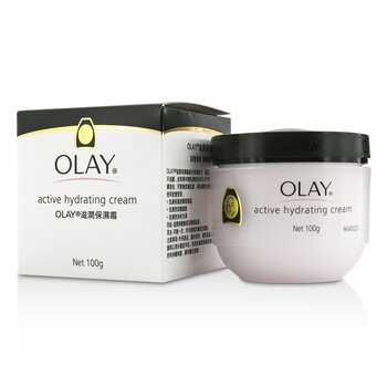 Active Hydrating Cream  100g/3.5oz