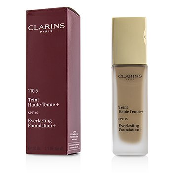 Clarins Everlasting Base+ SPF15 - # 110.5 Almond  30ml/1.1oz