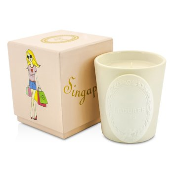 Laduree Lucky Charms Scented Candle - Singapour (Limited Edition) - Lilin Beraroma (Edisi Terbatas)  220g/7.76oz