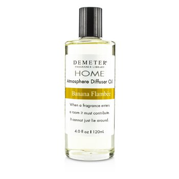Atmosphere Diffuser Oil - Banana Flambee  120ml/4oz