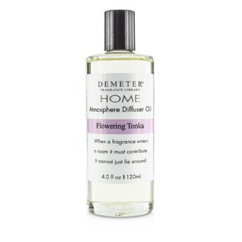 Demeter น้ำมันหอม Atmosphere Diffuser Oil - Flowering Tonka  120ml/4oz