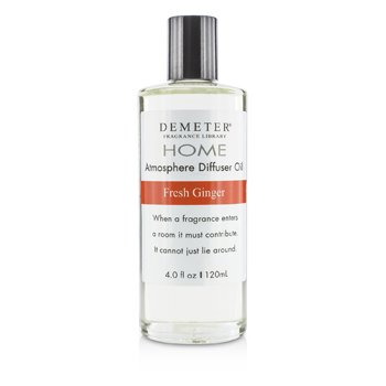 Demeter น้ำมันหอม Atmosphere Diffuser Oil - Fresh Ginger  120ml/4oz