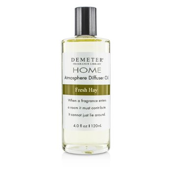 Demeter น้ำมันหอม Atmosphere Diffuser Oil - Fresh Hay  120ml/4oz