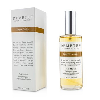Demeter Ginger Cookie Spray Colonia  120ml/4oz