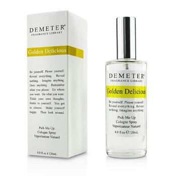 Demeter Golden Delicious Cologne Spray  120ml/4oz