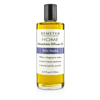 Demeter Atmosphere Diffuser Oil - Holy Smoke  120ml/4oz