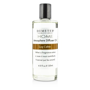 Demeter Αρωματικό Έλαιο Ατμόσφαιρας - Log Cabin  120ml/4oz