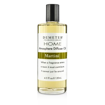 Demeter น้ำมันหอม Atmosphere Diffuser Oil - Martini  120ml/4oz