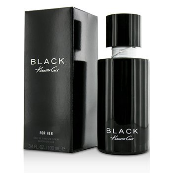 Kenneth Cole Black Eau De Parfum Spray  100ml/3.4oz