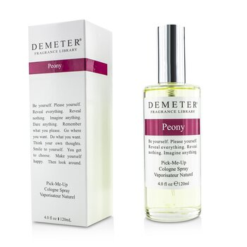 Demeter Peony Spray Colonia  120ml/4oz