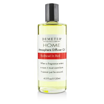 Demeter Aceite Difusor Ambiente - Redhead In bed  120ml/4oz