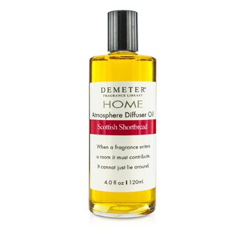 Demeter Atmosphere Diffuser Oil - Scottish Shortbread  120ml/4oz
