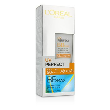 L'Oreal UV Perfect BB Max SPF 50+ Advanced 12H Protecci�n UV  30ml/1oz