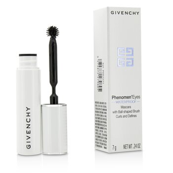 Givenchy Rímel a Prova D'Água Phenomen'Eyes - # 1 Extreme Black  7g/0.24oz