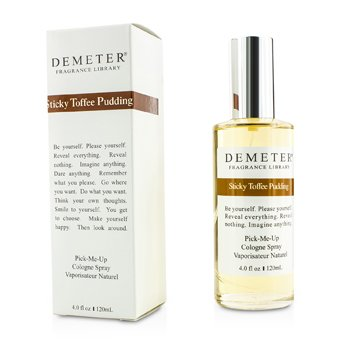 Demeter Sticky Toffee Pudding Cologne Spray  120ml/4oz