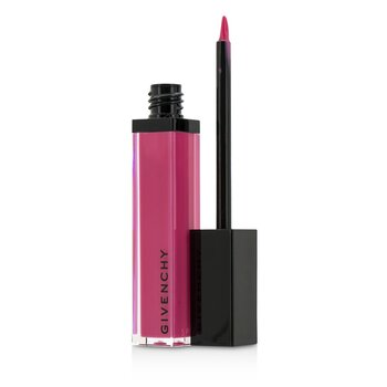 Givenchy Gloss Interdit Ultra Shiny Color Plumping Effect - # 39 Fancy Pink  6ml/0.21oz