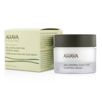 Time To Smooth Age Control Even Tone Sleeping Cream  50ml/1.7oz