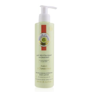 Fleur d' Osmanthus Revitalising Sorbet Body Lotion (with Pump)  200ml/6.6oz