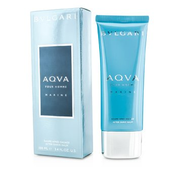 Aqva Pour Homme Marine After Shave Balm (Tube) 100ml/3.4oz