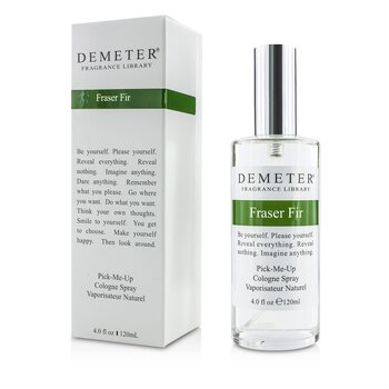Demeter Fraser Fir Cologne Spray  120ml/4oz