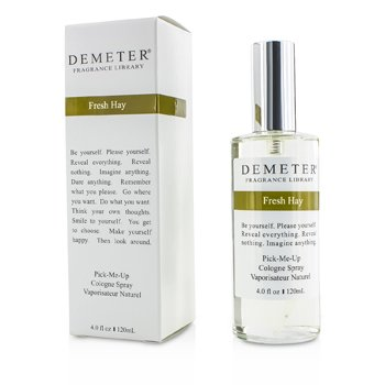 Demeter Fresh Hay Cologne Spray  120ml/4oz