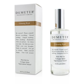 Demeter Ginseng Root Cologne Spray  120ml/4oz