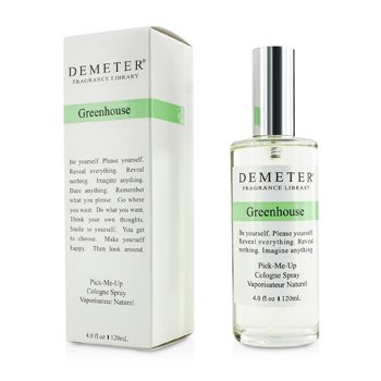 Demeter Greenhouse Cologne Spray  120ml/4oz