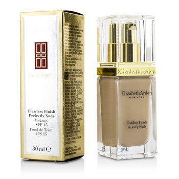 Elizabeth Arden Maquiagem Finalizadora Flawless Finish Perfectly Nude Makeup SPF 15 - # 06 Warm Sunbeige  30ml/1oz