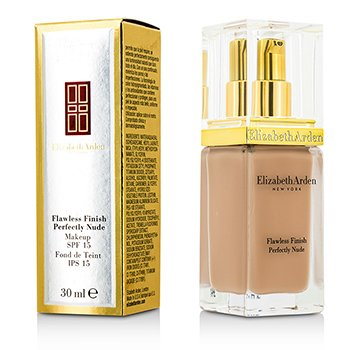 Elizabeth Arden Maquiagem Finalizadora Flawless Finish Perfectly Nude Makeup SPF 15 - # 14 Cameo  30ml/1oz