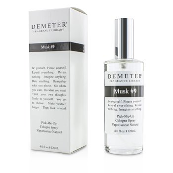 Demeter Musk #9 Spray Colonia  120ml/4oz
