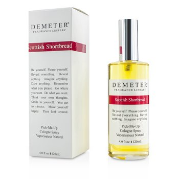 Demeter Scottish Shortbread Cologne Spray  120ml/4oz