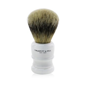 Wellington Super Badger Shave Brush - # Porcelain  1pc