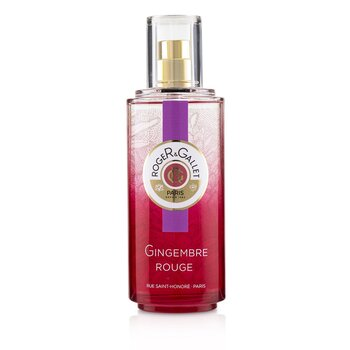 Roge & Gallet Gingembre Rouge Fresh Fragrant Water Spray  100ml/3.3oz