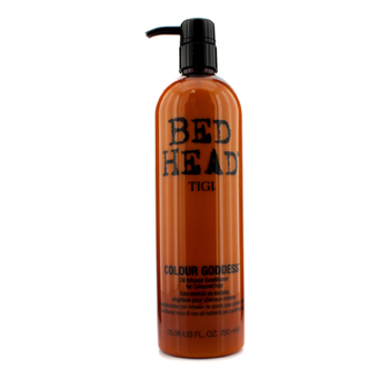 Tigi Bed Head Colour Goddess Acondicionador Con Infusión de Aceite (Para Cabello Teñido)  750ml/25.36oz