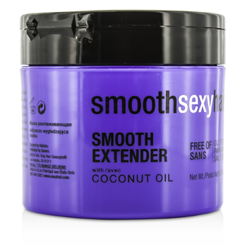 Sexy Hair Concepts Smooth Sexy Hair Smooth Extender Mască Nutritivă Catifelantă  200ml/6.8oz