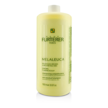 Rene Furterer Melaleuca Anti-Dandruff Shampoo (For Dry, Flaking Scalp)  1000ml/33.8oz