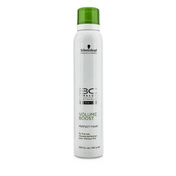 施華蔻  [Aerosol] BC Volume Boost Perfect Foam (For Fine Hair)  200ml/6.8oz