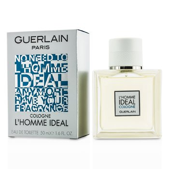 Guerlain L'Homme Ideal Cologne Eau De Toilette Spray  50ml/1.6oz