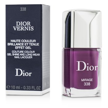Christian Dior Dior Vernis Couture Esmalte Uñas Larga Duración Brillo Gel  - # 338 Mirage  10ml/0.33oz