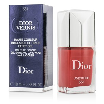 Christian Dior Dior Vernis Couture Esmalte Uñas Larga Duración Brillo Gel  - # 551 Aventure  10ml/0.33oz
