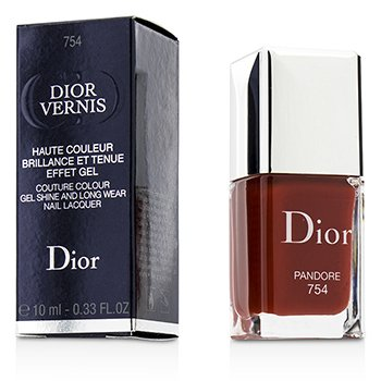 Christian Dior Dior Vernis Couture Esmalte Uñas Larga Duración Brillo Gel  - # 754 Pandore  10ml/0.33oz