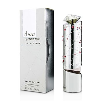 Swarovski Aura Eau De Parfum Refillable Spray (Collection Incandescente)  50ml/1.7oz