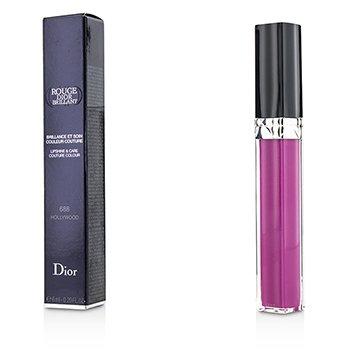 Christian Dior Rouge Dior Parlak Ruj - # 688 Hollywood  6ml/0.2oz