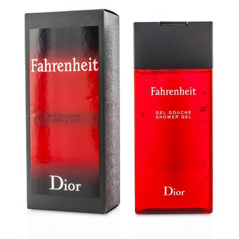 Fahrenheit Shower Gel 200ml/6.8oz