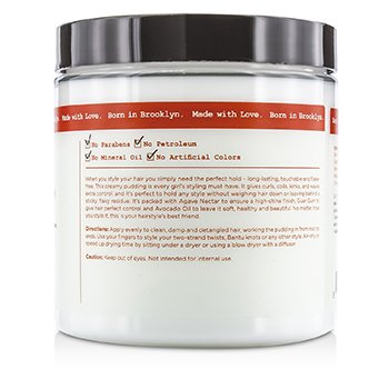Hair Milk Nourishing & Conditioning Styling Pudding (For Curls Coils, Kinks & Waves)  227g/8oz