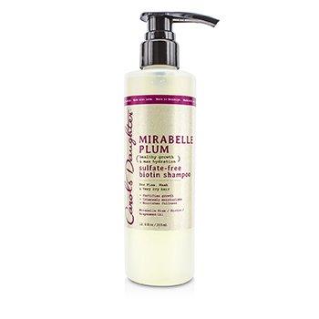 Carol's Daughter Mirabelle Plum Healthy Growth & Max Hydration Şampon Fără Sulfaţi cu Biotină (Pentru Păr Fin, Slăbit, Foarte Uscat)  355ml/12oz